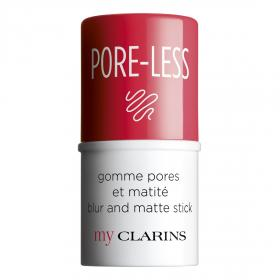 My Clarins PORE-LESS blur and matte stick