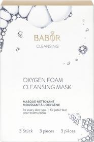 Bab Cleansing Oxygen Foam Mask  3St