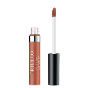 Full Mat Lip Color long-lasting 38 saffron red