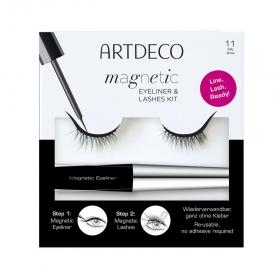 Magnetic Eyeliner & Lashes Kit 11 daily dress